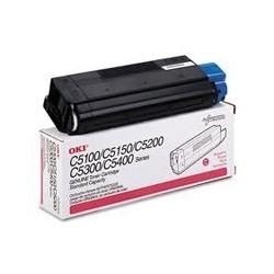 Toner Magente para C5000, Rend. 5000 PAG. NP. 42127402