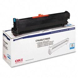 Tambor Cyan para C9650SE/C9850GA, Rend. 42000 PAG. NP. 42918103