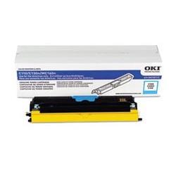 Toner CYAN para C110, Rend. 1500PAG NP. 44250711