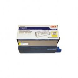 Toner Amarillo para C710, Rend. 11500 PAG. NP. 43866101