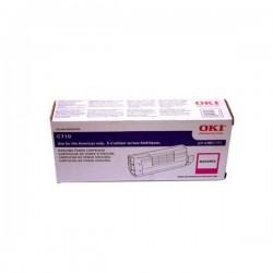 Toner Magenta para C710, Rend. 11500 PAG. NP. 43866102