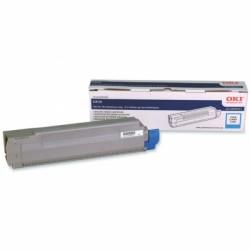 Toner Cyan para C830, Rend. 8000 PAG. NP. 44059111