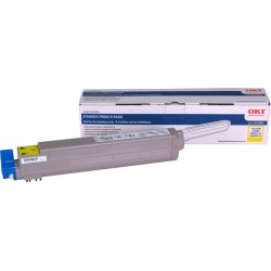 Toner Amarillo para C9000, Rend. 22000 PAG. NP. 42918981