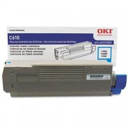 Toner Cyan para C330/MC361/MC561/MC362w, Rend. 3000PAG NP. 44469703
