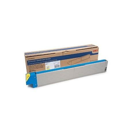 Toner Amarillo para C911, Rend. 24000 PAG. NP. 45536421
