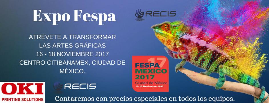Expo Fespa México 2017
