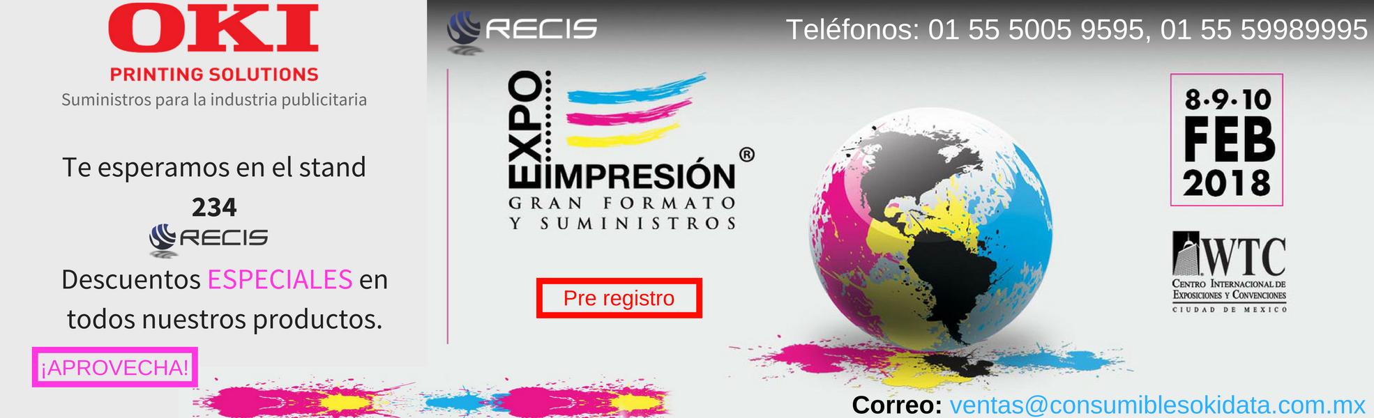 Expo Impresión México 2018